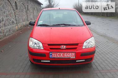 Hyundai Getz 2003 в Радехове