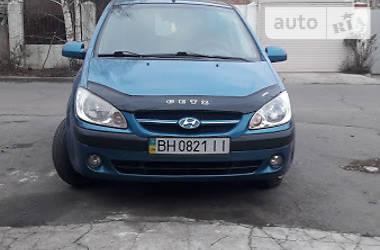 Хэтчбек Hyundai Getz 2007 в Одессе