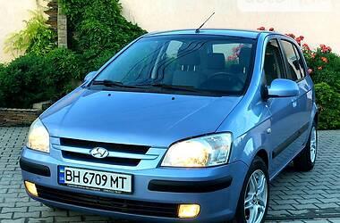 Хэтчбек Hyundai Getz 2006 в Кропивницком