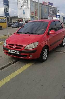 Хэтчбек Hyundai Getz 2008 в Черновцах
