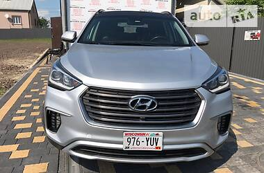 Hyundai Grand Santa Fe 2017 в Львове