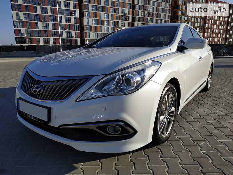 Hyundai Grandeur 2015 в Киеве