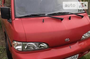 Легковой фургон (до 1,5 т) Hyundai H 100 груз.-пасс. 2000 в Одессе
