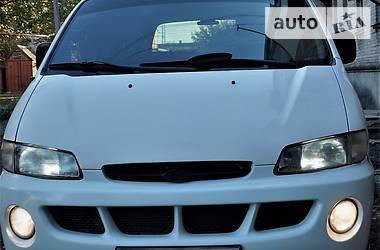 Hyundai H 200 груз.-пасс. 1998 в Славянске