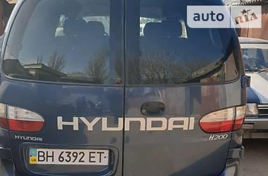 Hyundai H 200 груз.-пасс. 2006 в Ананьеве