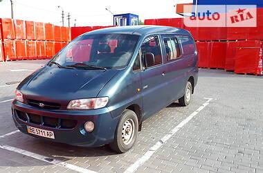 Hyundai H 200 груз.-пасс. 1998 в Николаеве