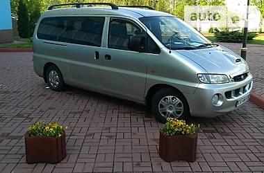 Hyundai H 200 груз.-пасс. 2002 в Черкассах
