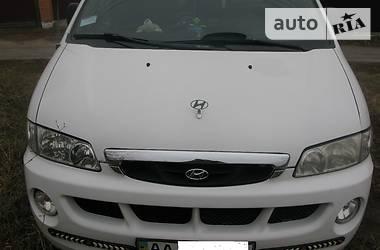 Hyundai H 200 пасс. 2001 в Белой Церкви