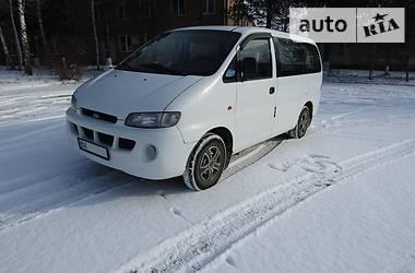 Hyundai H 200 пасс.  1997