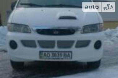 Hyundai H1 груз. 2004 в Ужгороде