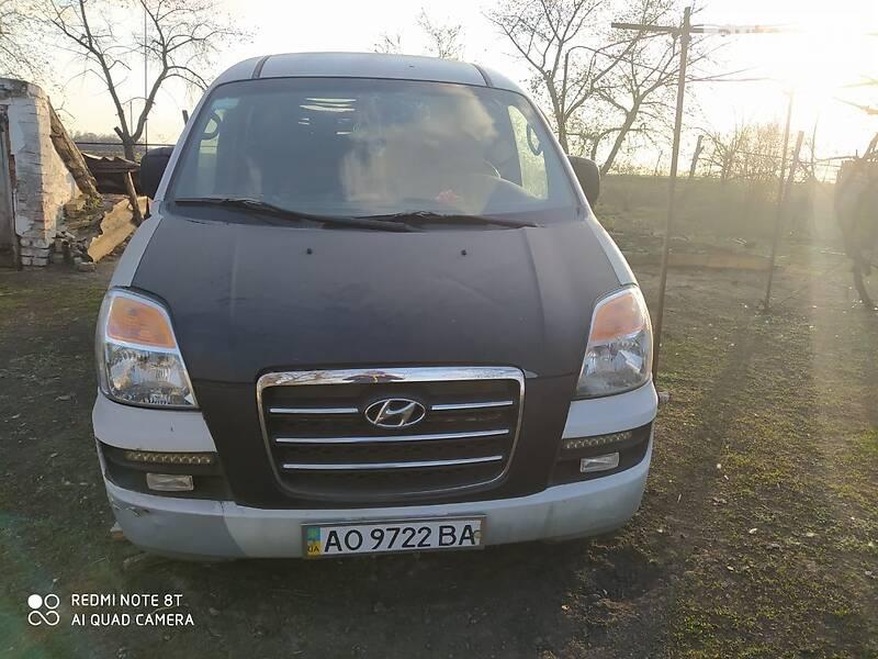 Hyundai H1 пасс. h1