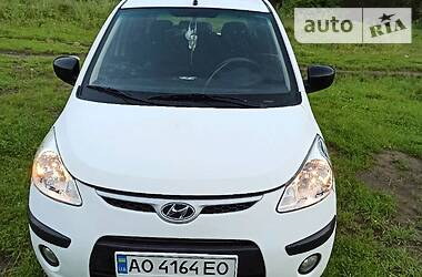 Hyundai i10 2009 в Воловце