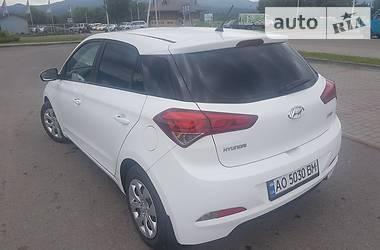 Hyundai i20 2017 в Тячеве