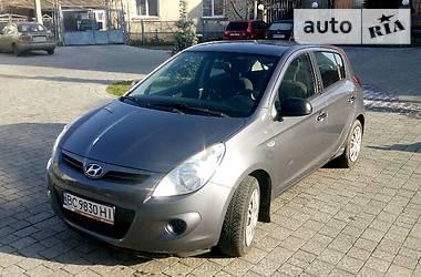 Hyundai i20 2011 в Львові