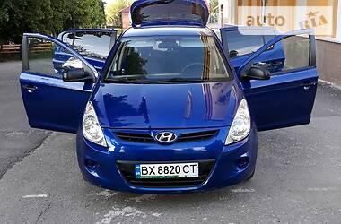 Hyundai i20 2011 в Хмельницком