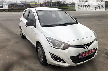 Hyundai i20 2014 в Киеве