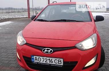 Hyundai i20 2013 в Тячеве