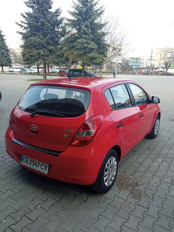 Hyundai i20 2009 в Черновцах