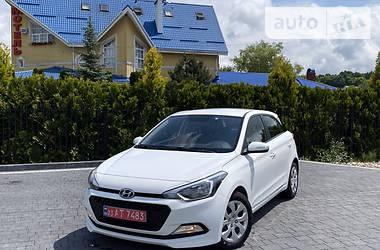 Хэтчбек Hyundai i20 2016 в Стрые