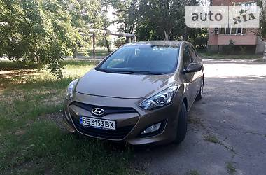 Hyundai i30 2013 в Николаеве