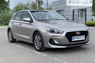 Хэтчбек Hyundai i30 2018 в Сумах