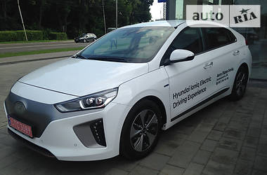 Hyundai Ioniq 2018 в Львове
