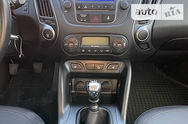 Позашляховик / Кросовер Hyundai ix35 2014 в Миколаєві