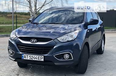 Позашляховик / Кросовер Hyundai ix35 2010 в Коломиї