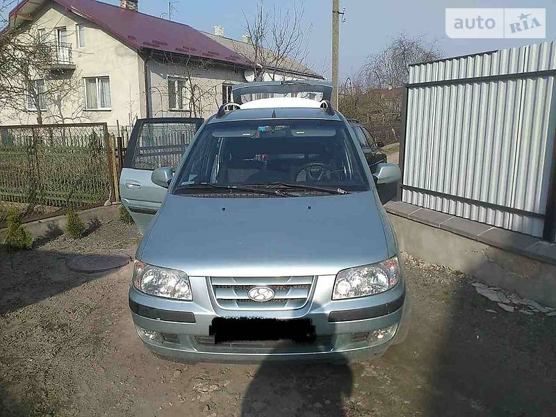 Hyundai Matrix 2002 в Львове