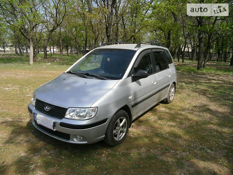 Hyundai Matrix 2006 в Николаеве