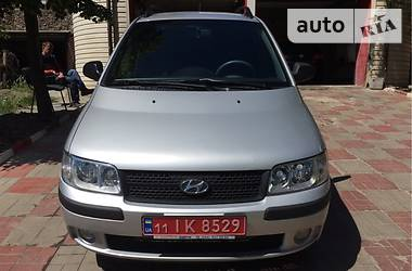 Hyundai Matrix 2007 в Києві