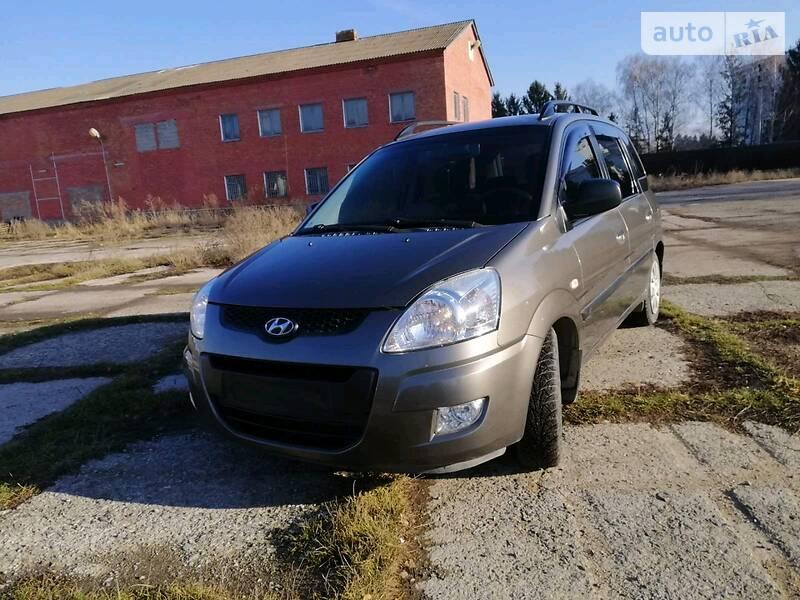 Hyundai Matrix 2008 в Староконстантинове