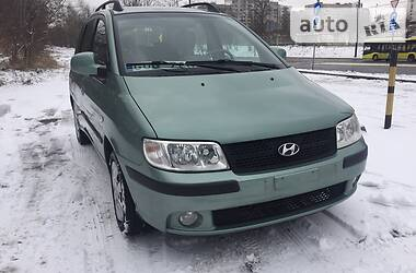 Hyundai Matrix 2007 в Львове