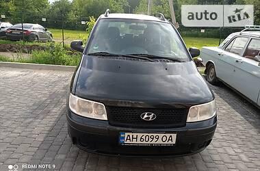 Минивэн Hyundai Matrix 2007 в Киеве
