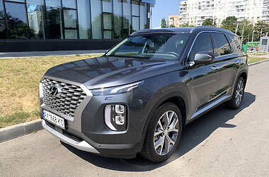 Внедорожник / Кроссовер Hyundai Palisade 2019 в Харькове