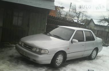 Hyundai Pony   1991