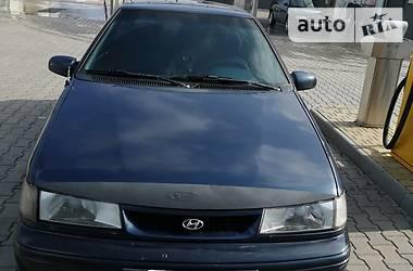 Хэтчбек Hyundai Pony 1992 в Черновцах