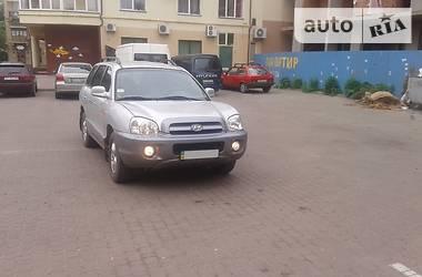 Hyundai Santa FE 2005 в Ивано-Франковске