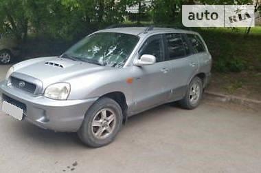 Hyundai Santa FE 2002 в Днепре
