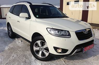 Hyundai Santa FE CRDI-TOP+NAVI 2012