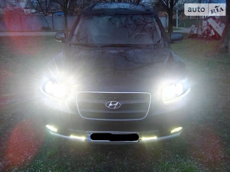 Hyundai Santa FE 2008 в Сумах