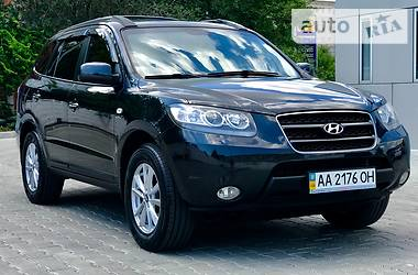 Hyundai Santa FE 2009 в Одесі