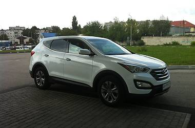 Hyundai Santa FE 2016 в Житомире