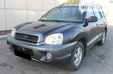 Hyundai Santa FE 2004 в Николаеве