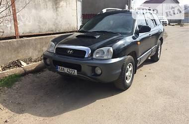Hyundai Santa FE 2002 в Иршаве