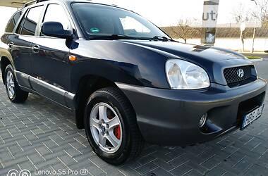 Hyundai Santa FE 2004 в Одессе