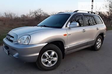 Hyundai Santa FE 2004 в Каменском