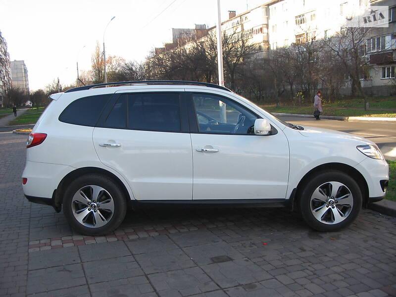 Hyundai Santa FE 2012 в Броварах