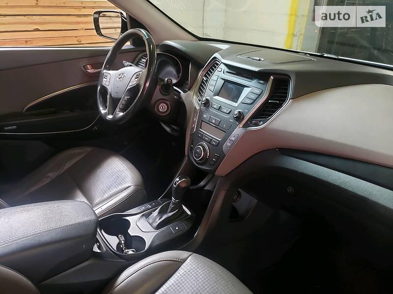 Hyundai Santa FE 2013 в Тернополе