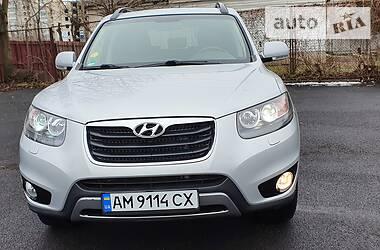 Hyundai Santa FE 2012 в Бердичеве